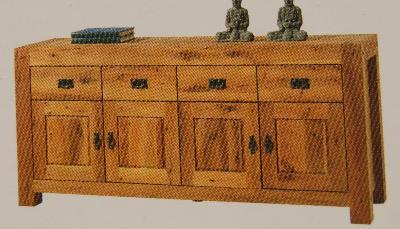meubles contemporains ch ne massif huil meubles contemporains teck massif bross meubles teck. Black Bedroom Furniture Sets. Home Design Ideas