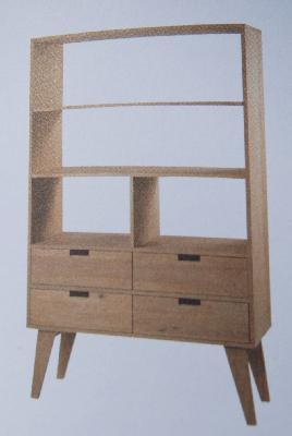 Mobilier design cubes modulables elemnts modulables chaises acier bross tabo - Bibliotheque cubes modulables ...